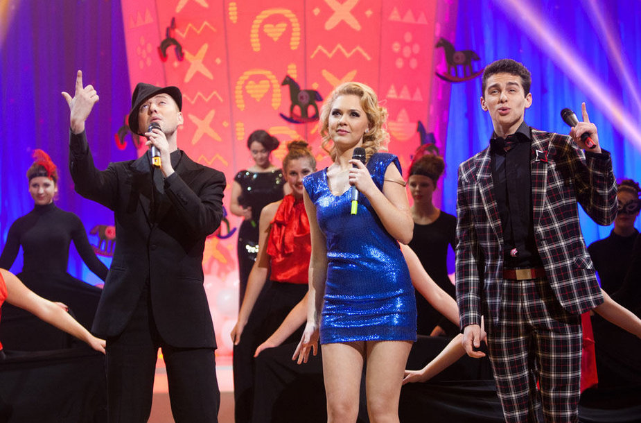 Sasha Song, Monika Linkytė ir Donatas Montvydas
