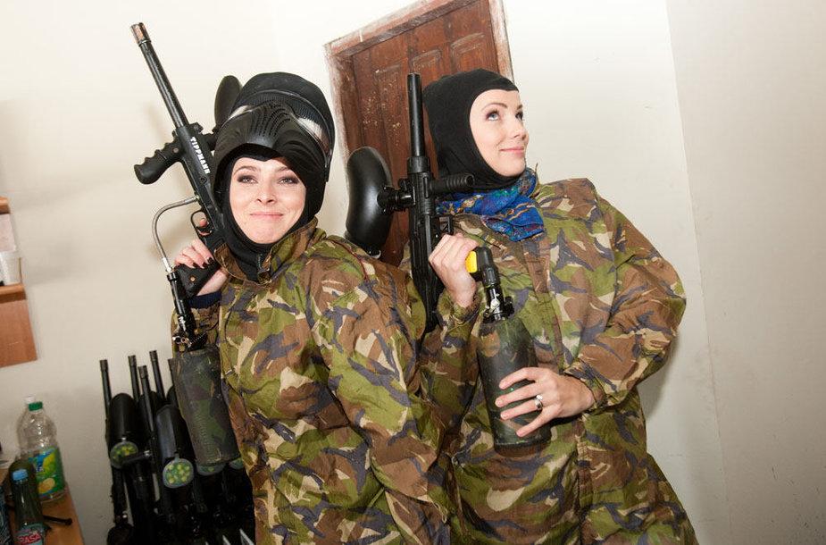 Agnė Jagelavičiūtė ir Goda Alijeva