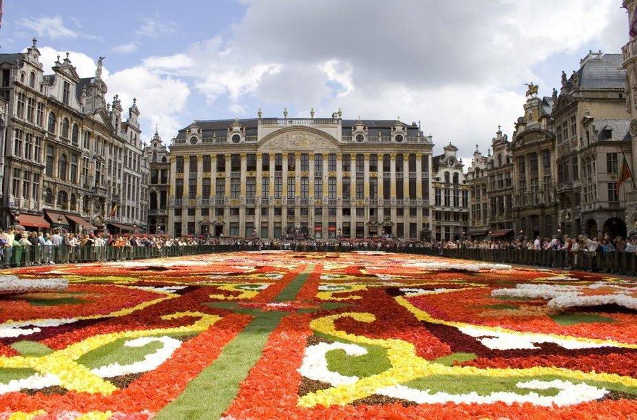 Didžioji aikštė Briuselyje