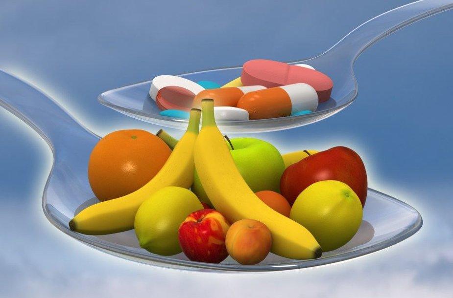 Vaistai ir vaisiai
