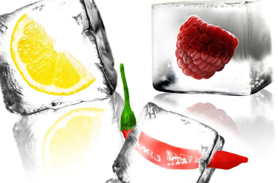 Užšaldyti maisto produktai