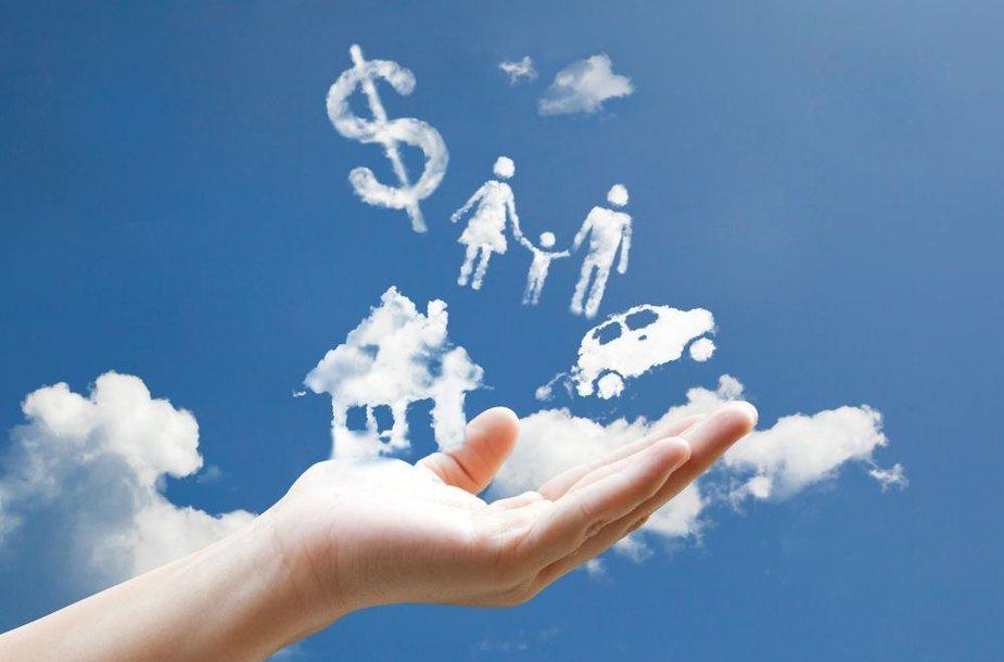 Numerologija: koks jūsų pinigų, darbo ir turto skaičius