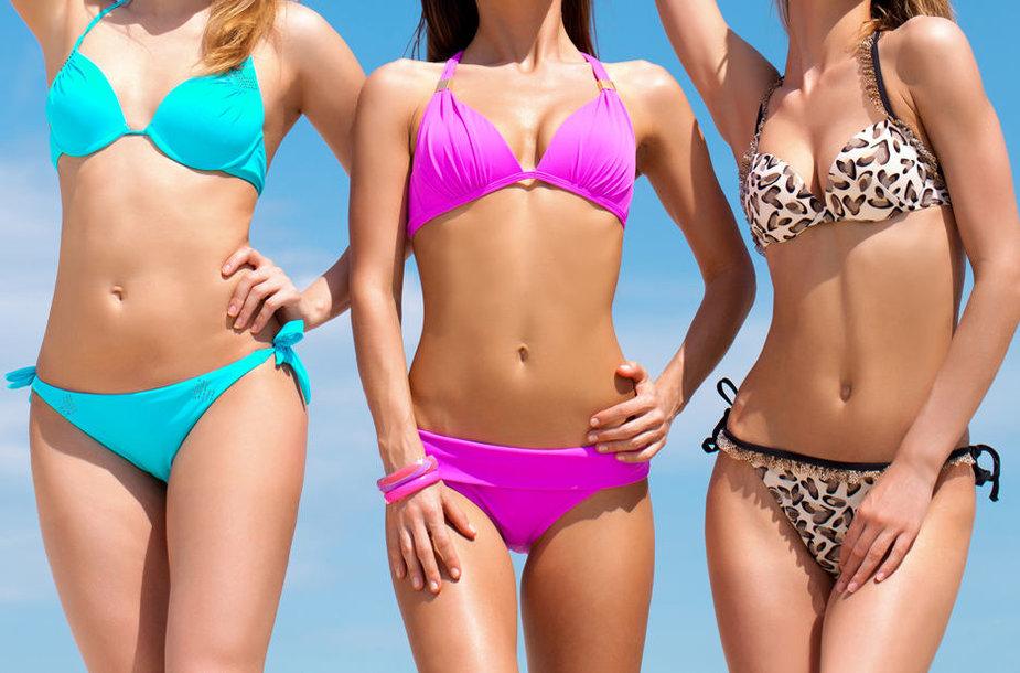 Nuodėmės vertas paplūdimio kūnas – per 7 dienas