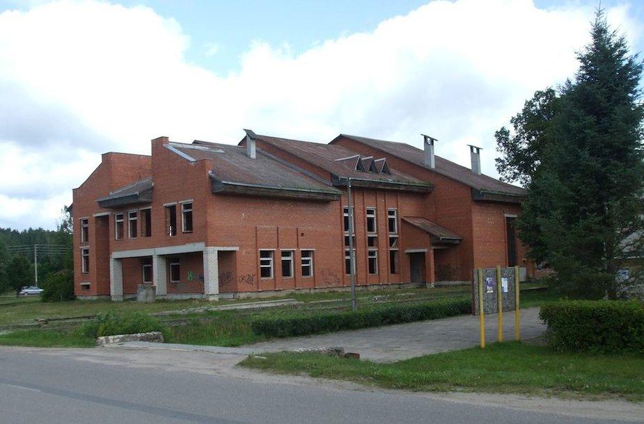 Sarių kultūros centras