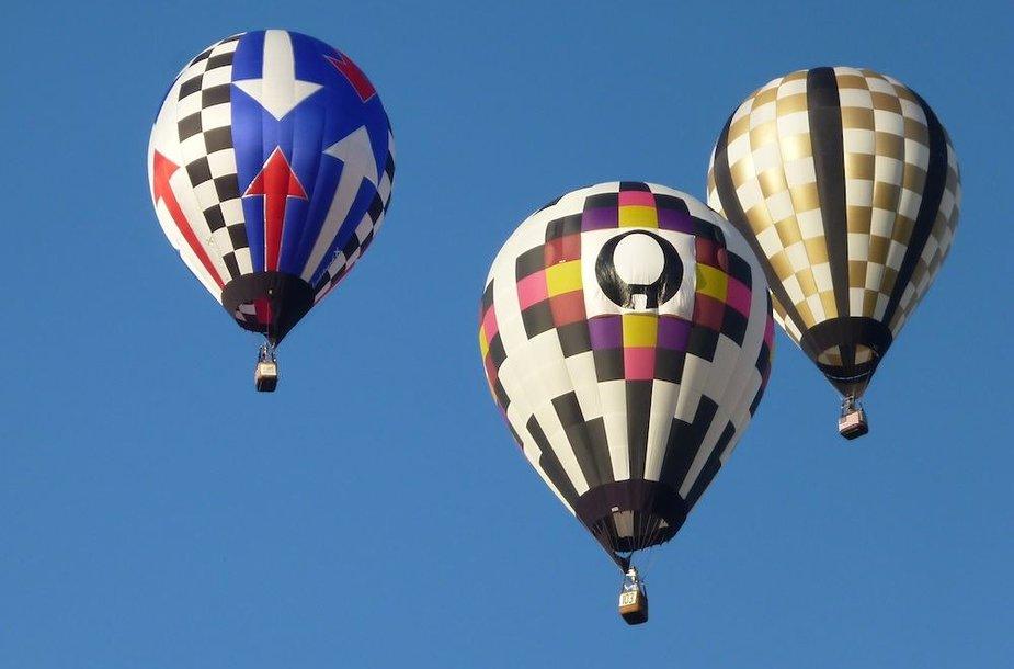 Oro balionų čempionatas