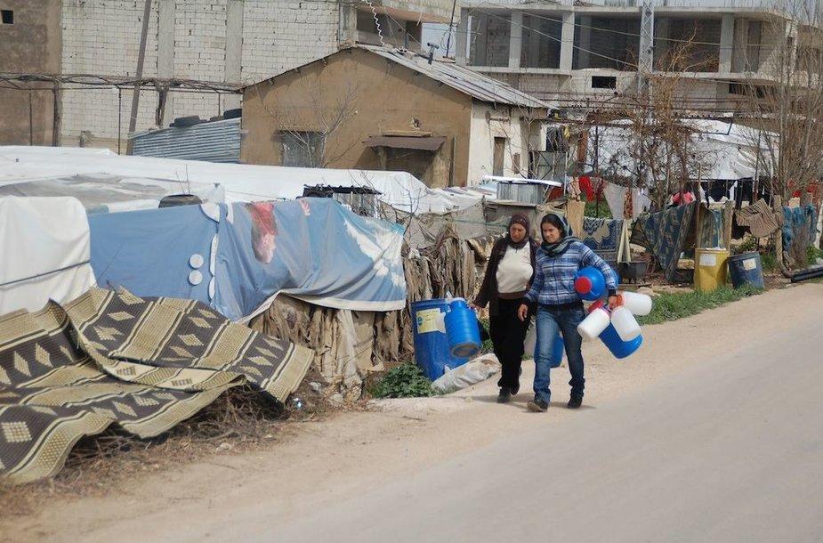 Pabėgėlių būstai