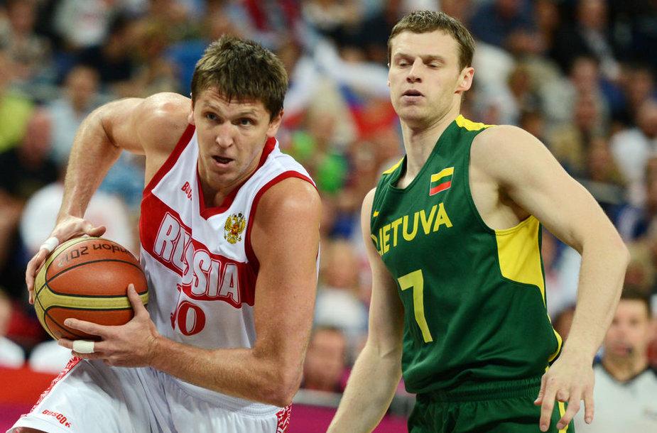 Viktoras Chriapa ir Martynas Pocius