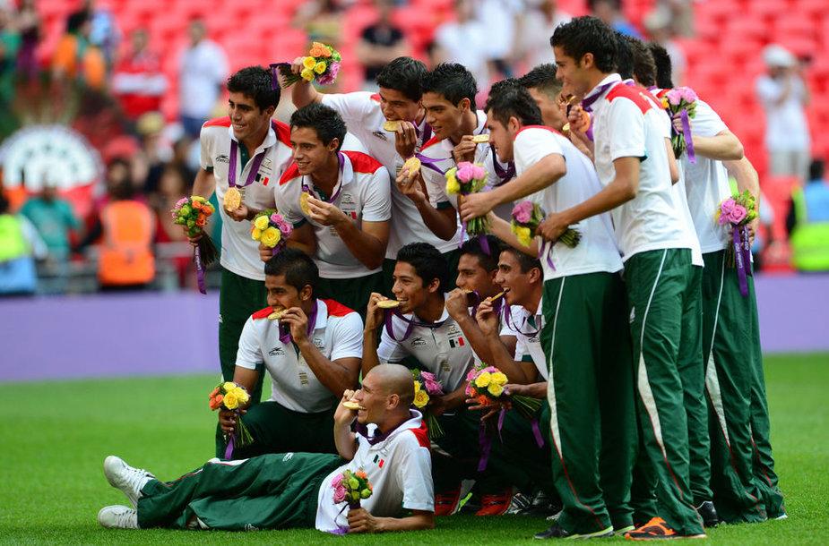 Meksikos olimpinė futbolo rinktinė