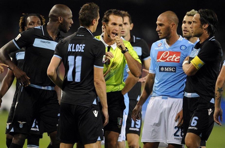 "Romos ""Lazio"" – ""Napoli"""