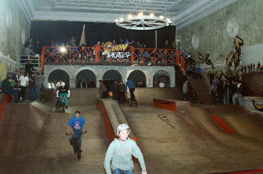 BMX varžybos