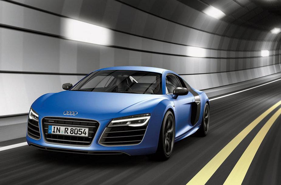 Atnaujintas Audi R8