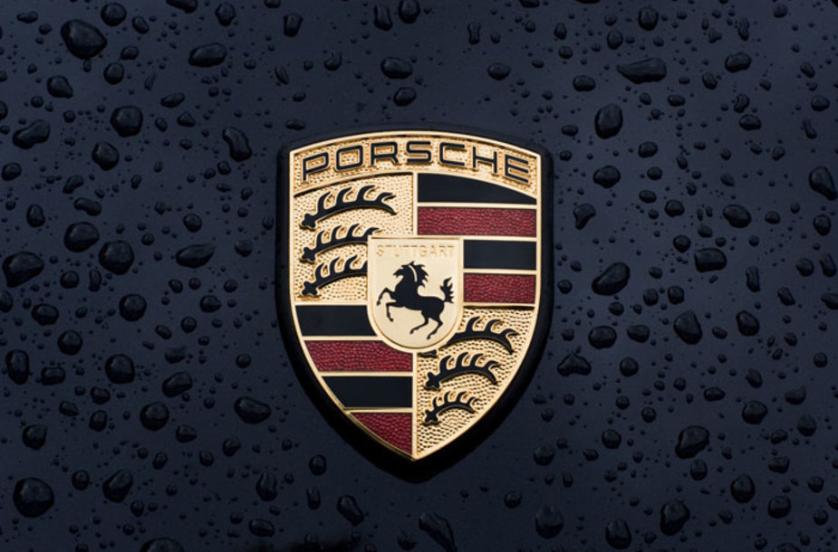 Porsche ženkliukas