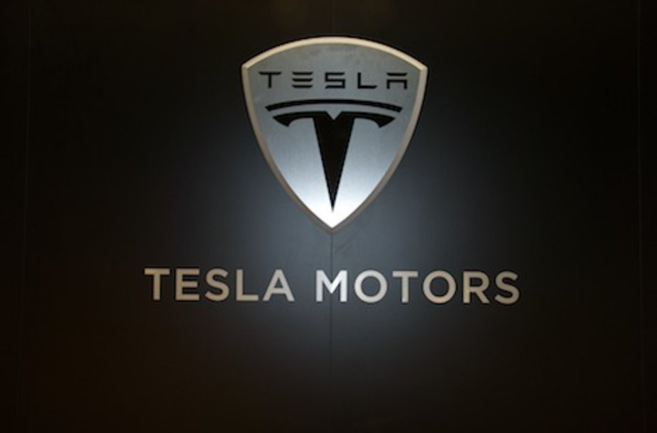 Tesla logotipas