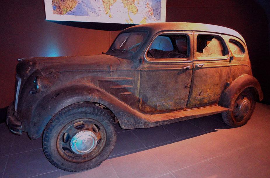 Toyota AA Louwman muziejuje, Olandijoje