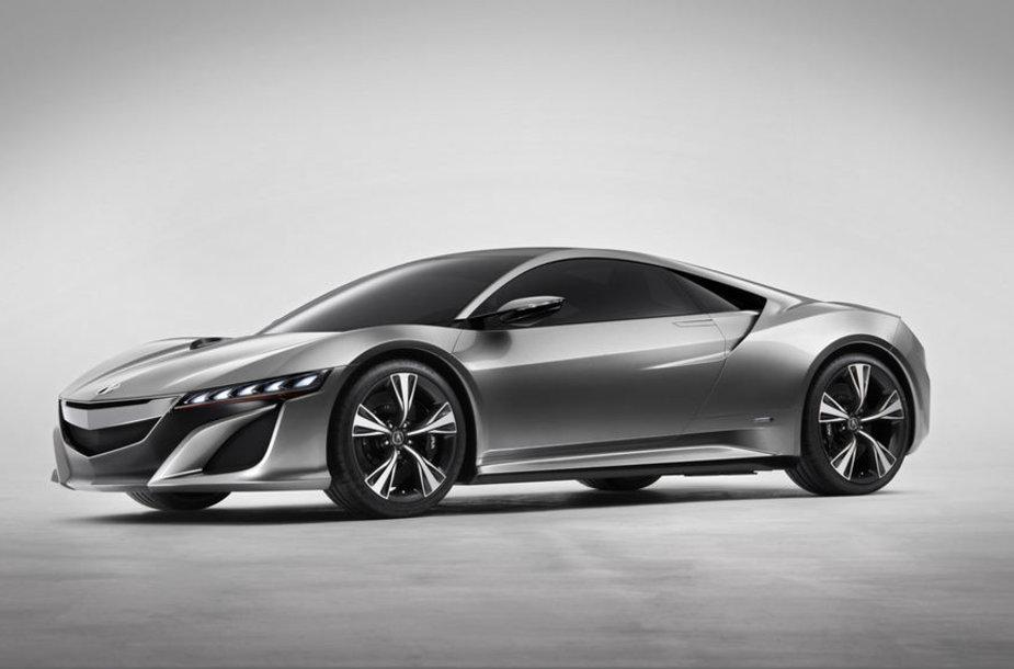 Honda NSX koncepcija