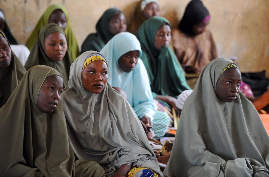 Nigerijos moterys