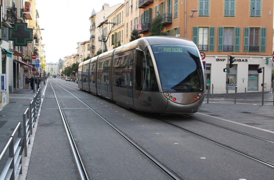 Tramvajus Nicoje