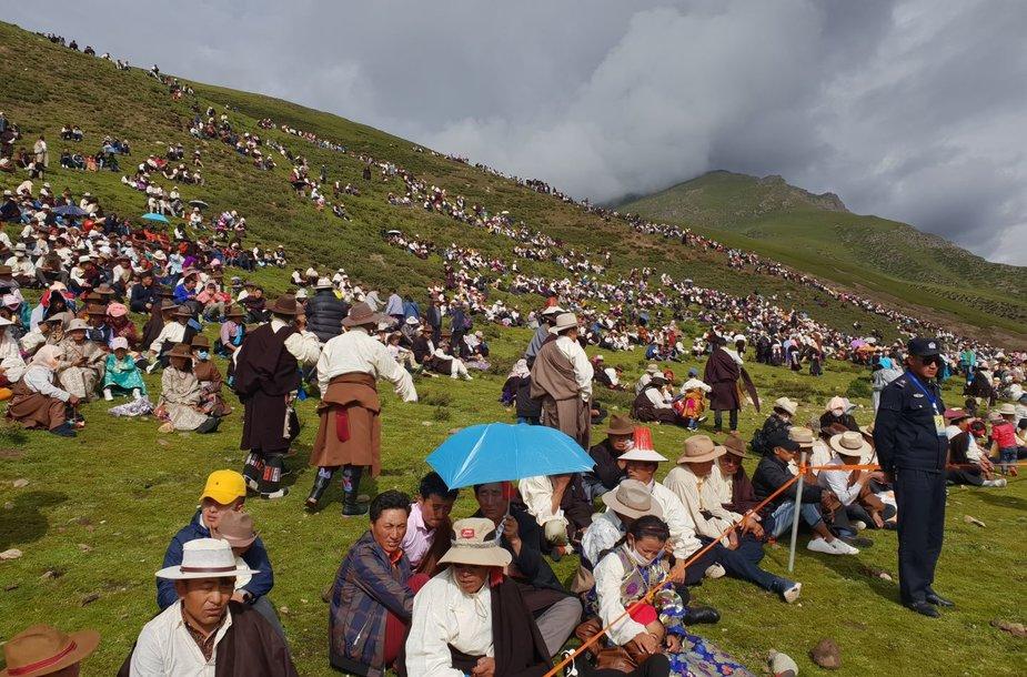 Kelionė po Tibetą