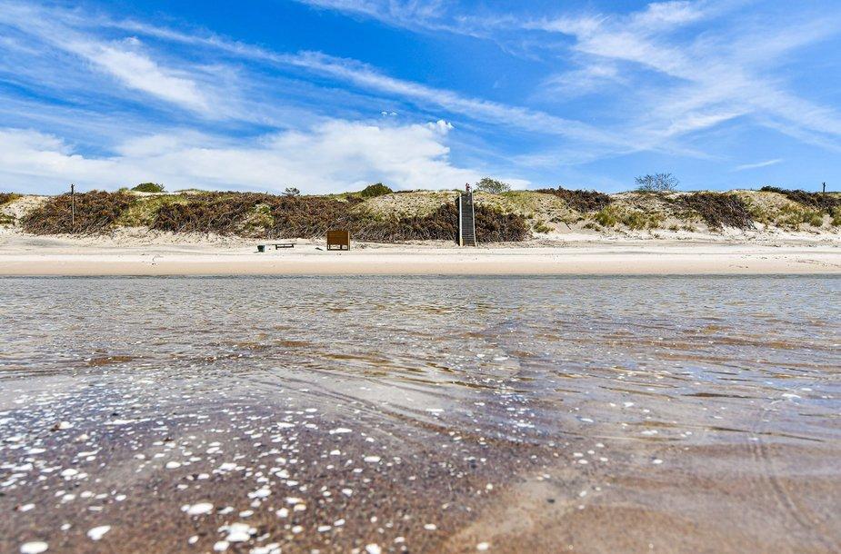 II Smiltynės paplūdimys
