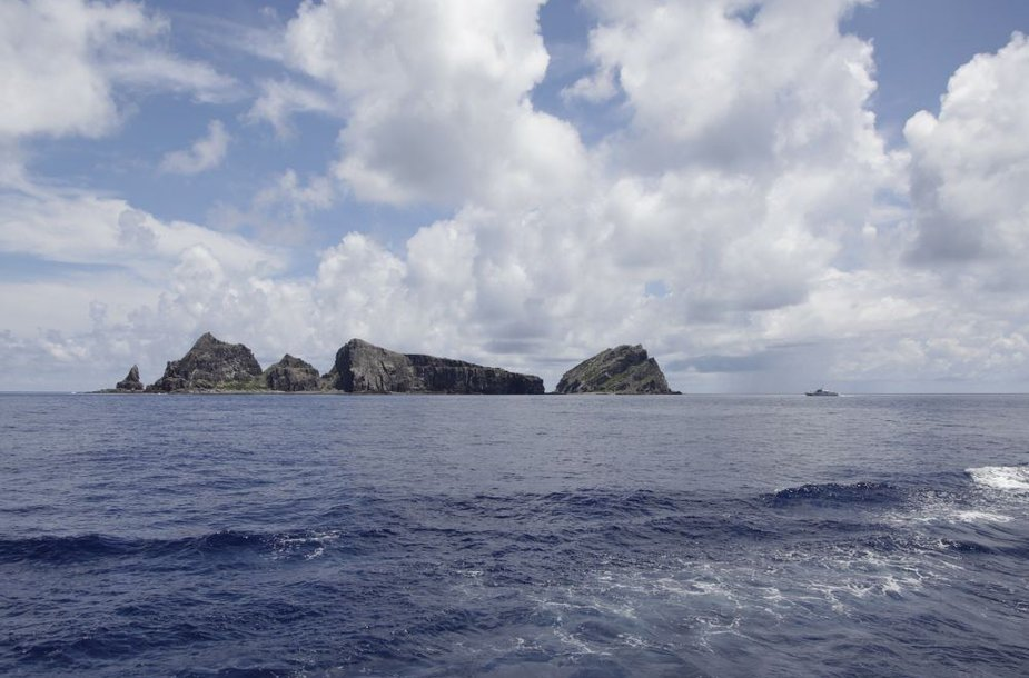 Senkaku salos