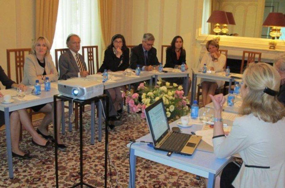 Garbės konsulų susitikimas