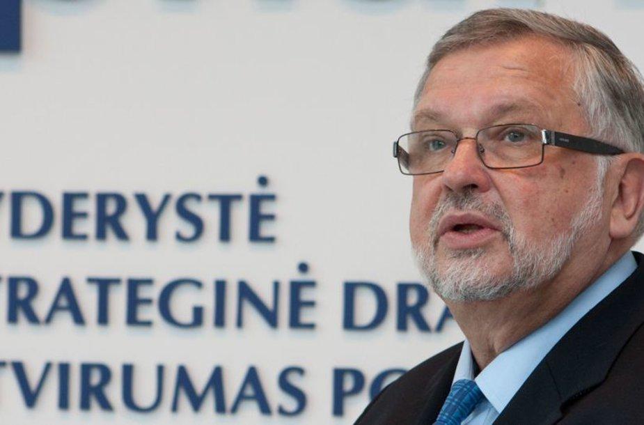 Prof. Vladas Bumelis