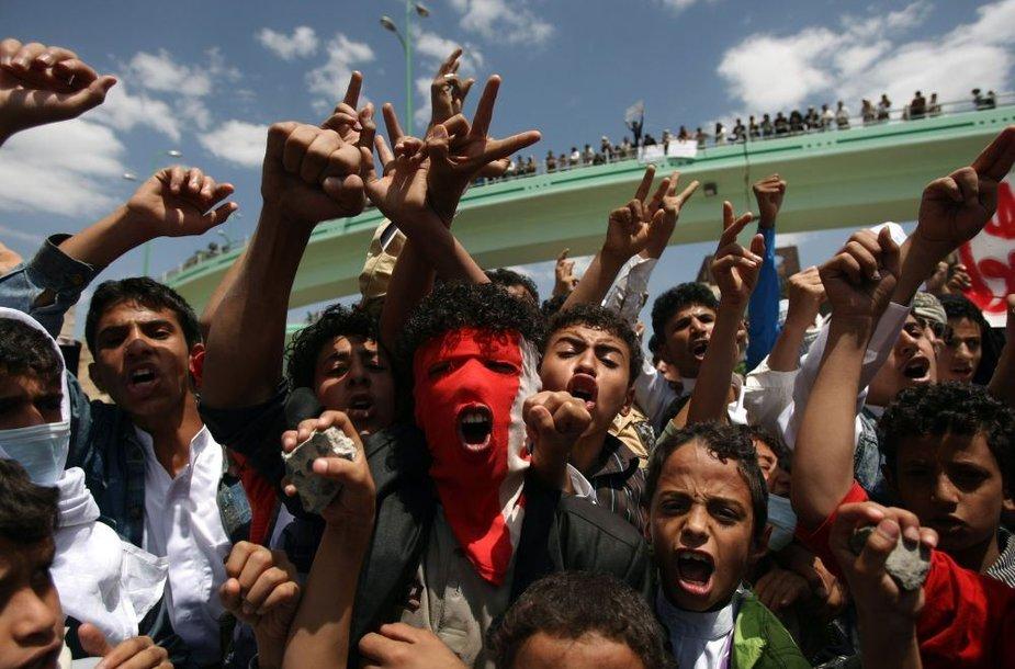 Musulmonų protestai