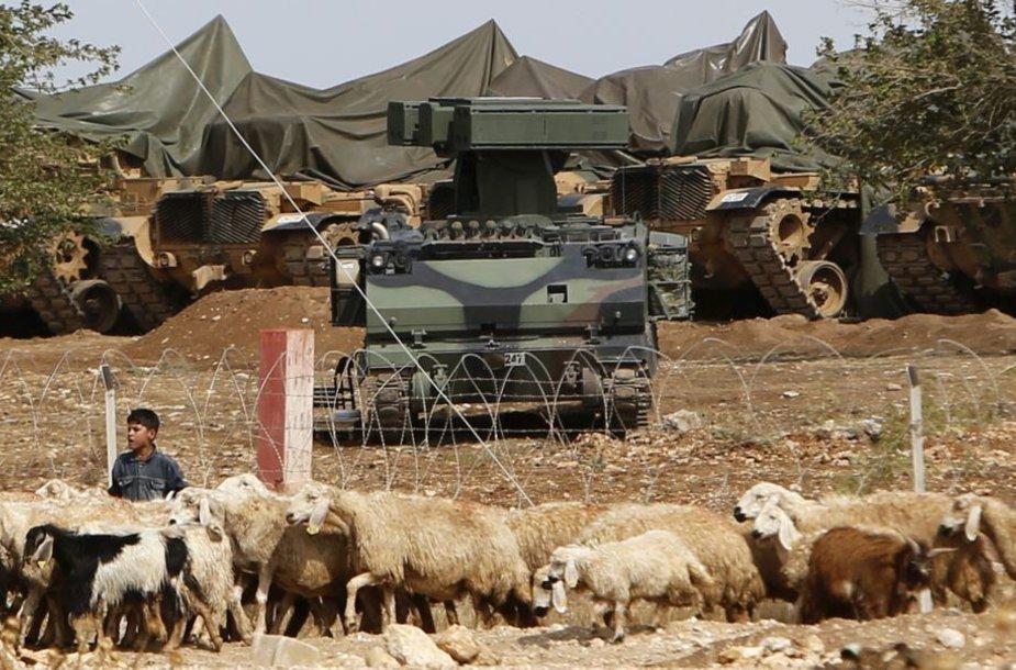 Turkijos-Sirijos pasienis