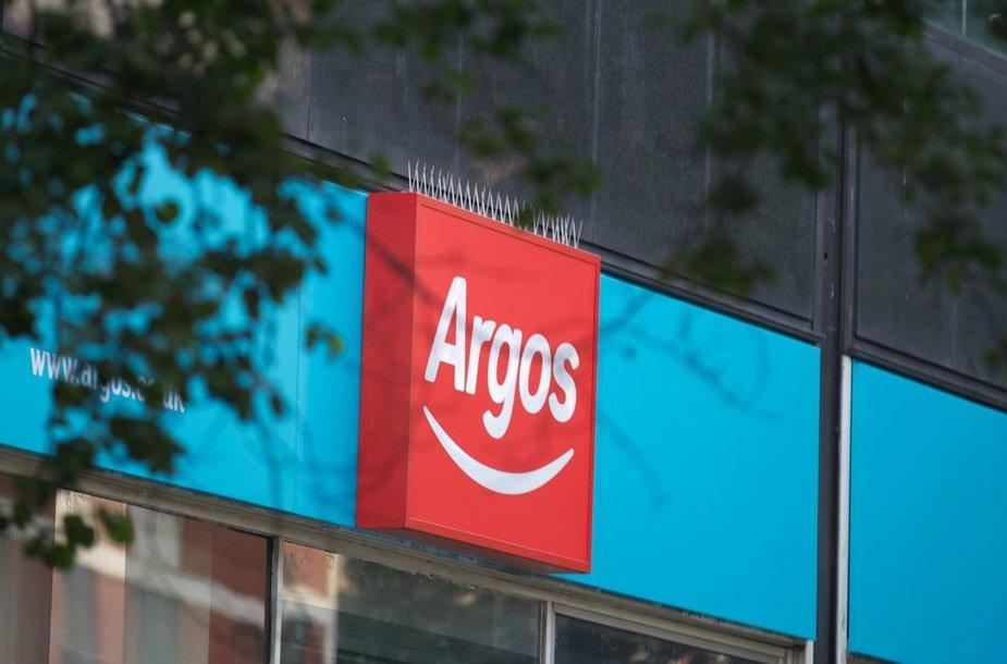 """Prekybos centras """"Argos"""""""