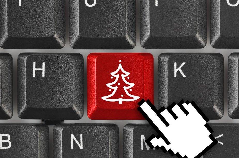 Kalėdinė prekyba