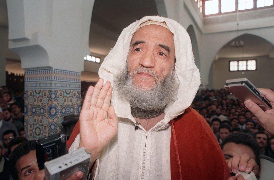 Abdessalamas Yassine'as 1995 metais