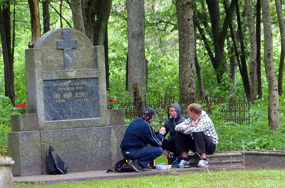 Šilutės kapinės