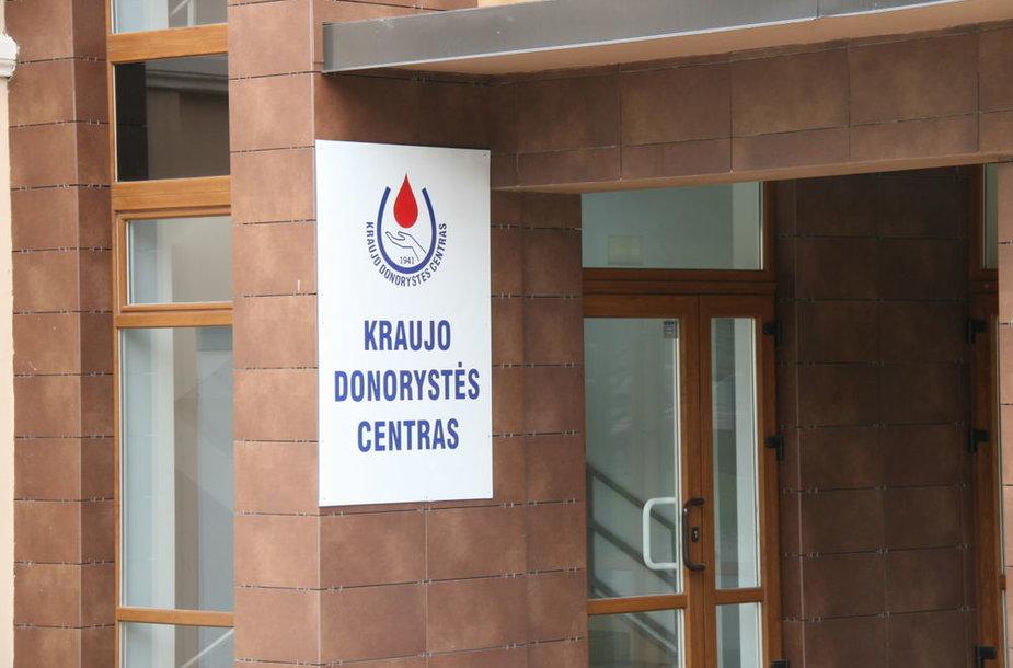 Šiaulių Kraujo donorystės centras