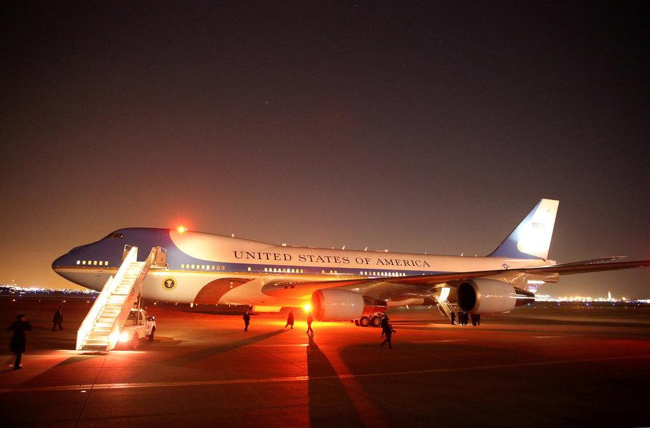 JAV prezidento lėktuvas