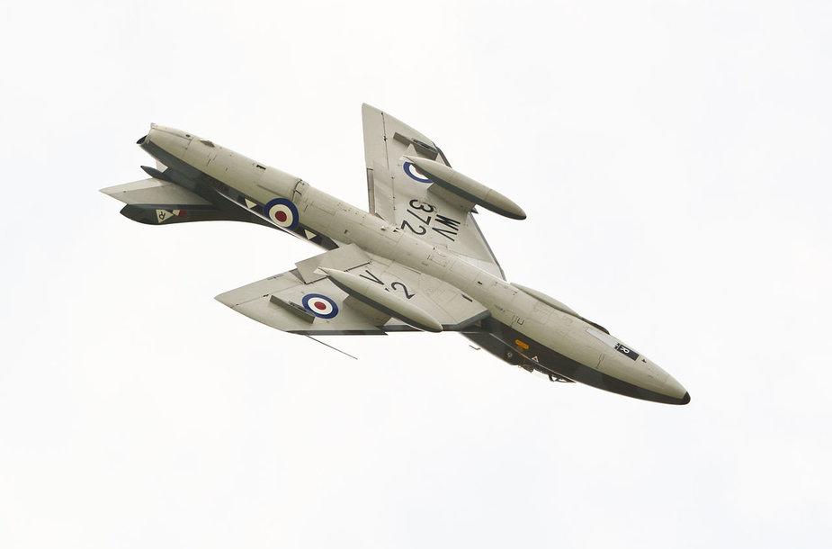 """Hawker Hunter"" naikintuvas"