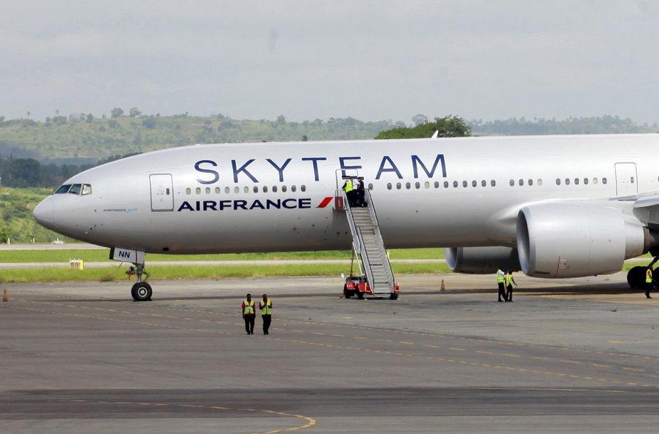 """""""Air France"""" Kenijoje"""