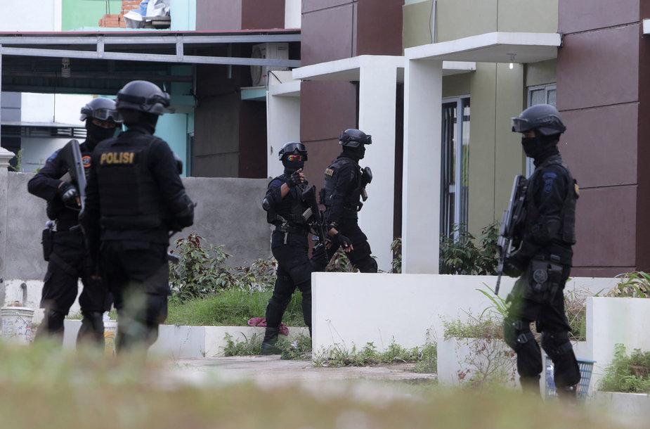 Indonezijos specialiosios pajėgos