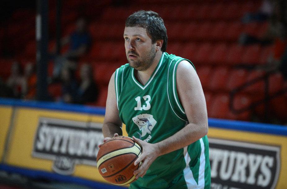 Antanas Guoga.