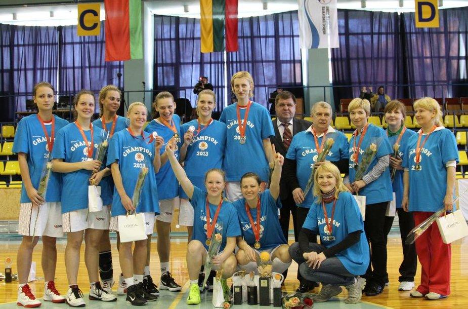 """""""Olimpia"""" moterų krepšinio komanda"""