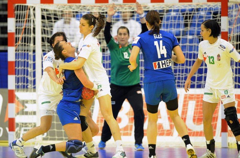 Serbijoje startavo Europos  moterų renkinio čempionatas
