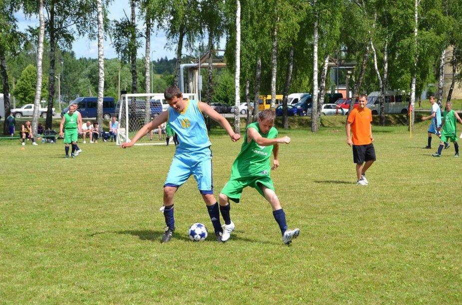 Mini futbolo turnyras SENI CUP