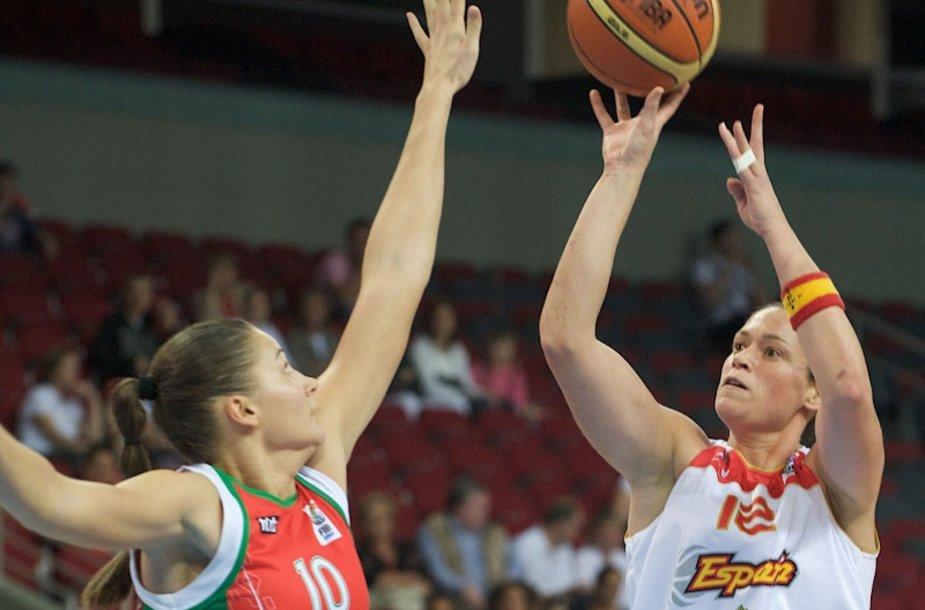 Ispanijos krepšinio rinktinė žengia be pralaimėjimų