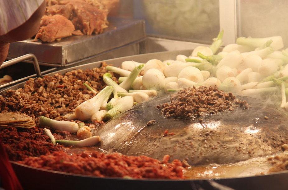 Maistas gatvėse - pigus, skanus ir greitas