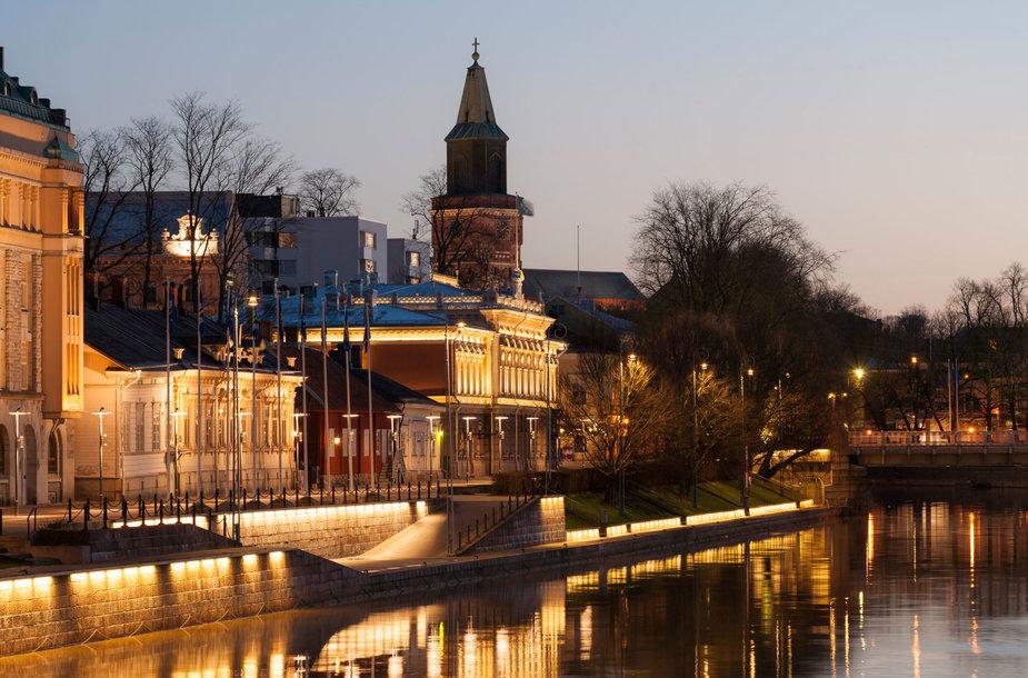 Turku pakrantė / Suomija