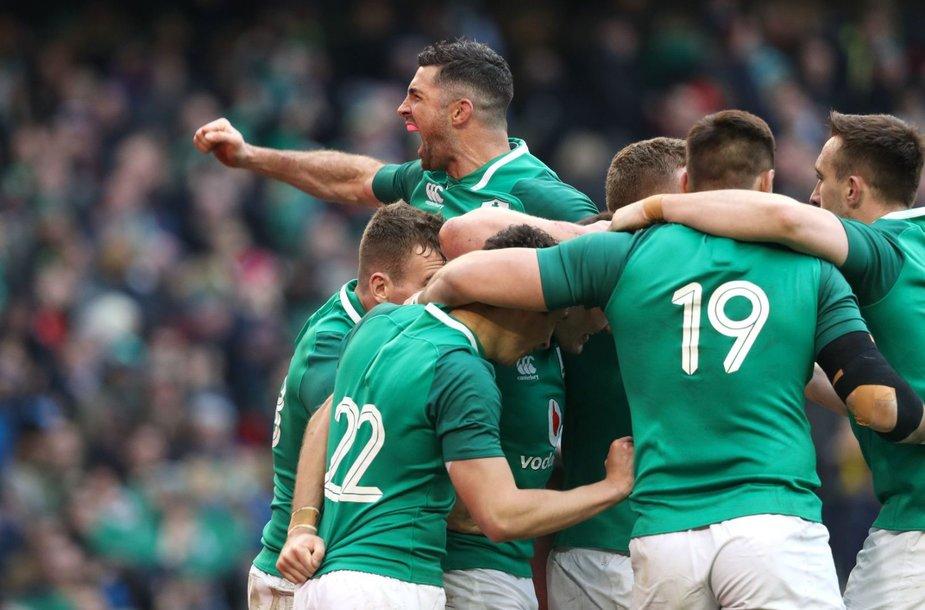 Airijos regbio rinktinė