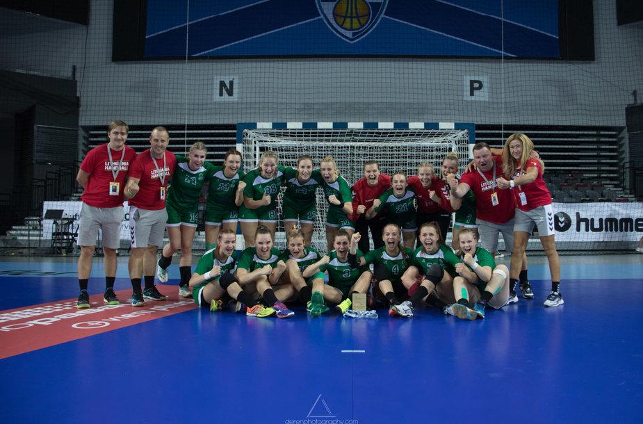 Lietuvos merginų rankinio rinktinė
