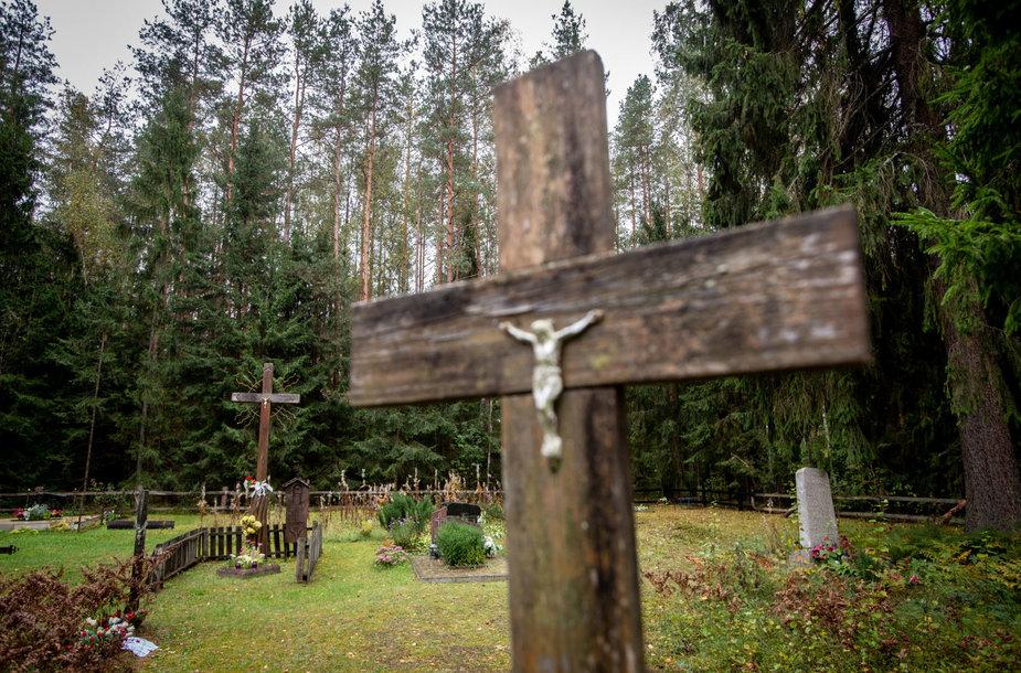 Senųjų Macelių kapinės
