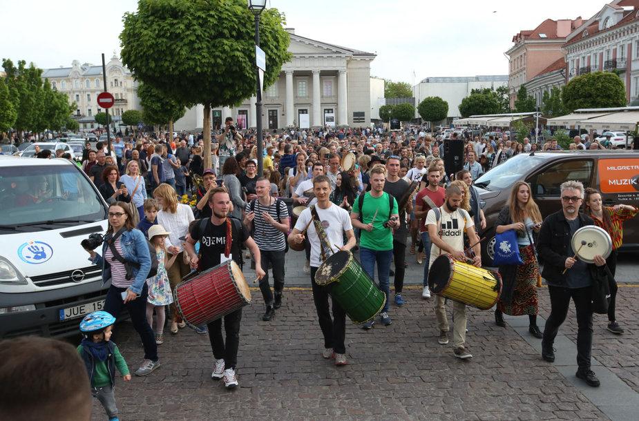 Gatvės muzikos diena Vilniuje