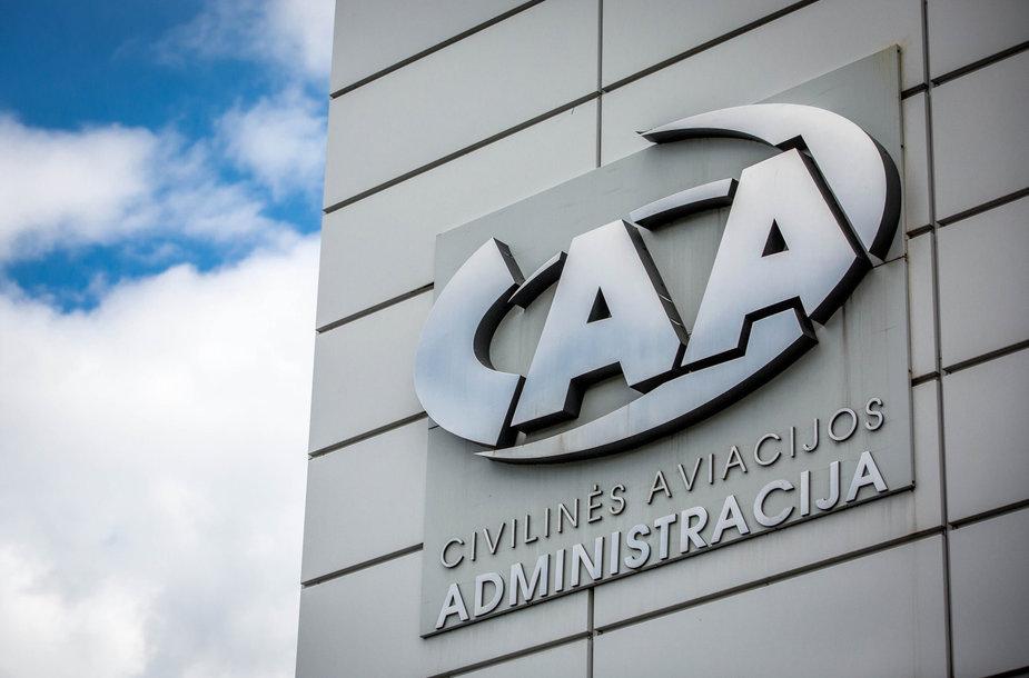 Civilinės aviacijos administracija