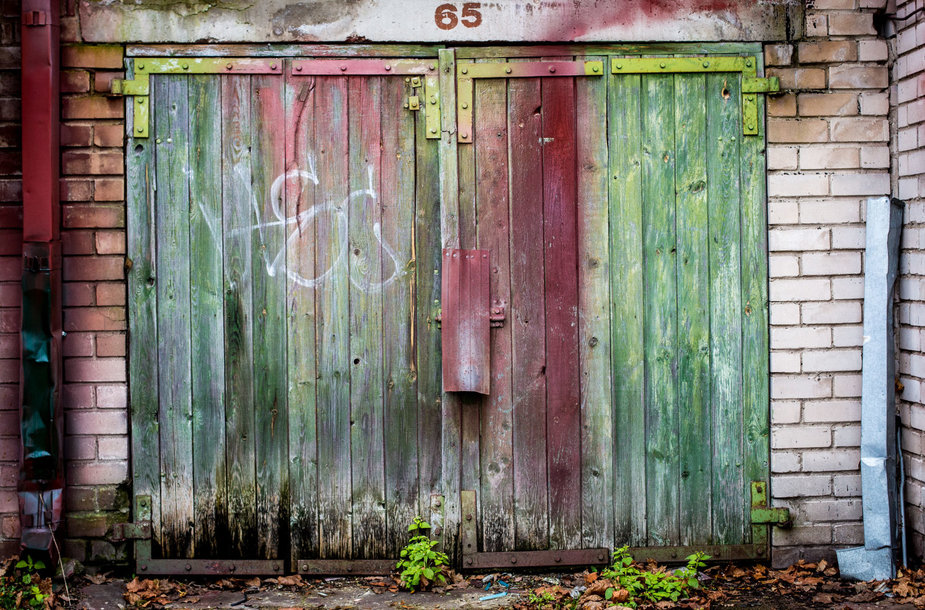 Vilniaus garažų vartai
